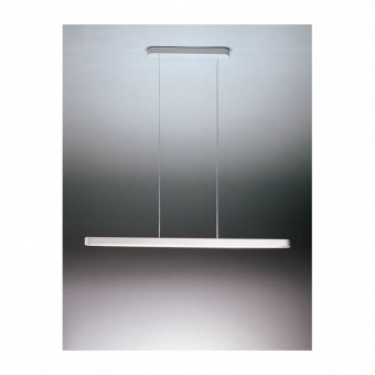 метален пендел, white, artemide, talo sospensione, led 1x6.22w, 3000k, 951lm, 1926010a