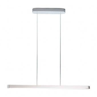 метален пендел, white, artemide, talo sospensione, led 1x6w, 3000k, 914lm, 1922010a
