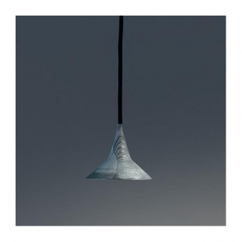 метален пендел,  аluminium, artemide, unterlinden suspension, led 1x6.2, 2700k, 570lm, 1935w10a