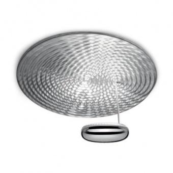 метален аплик, aluminium, artemide, droplet mini wall, led 1x29w, 3000k, 1087lm, 1471110a