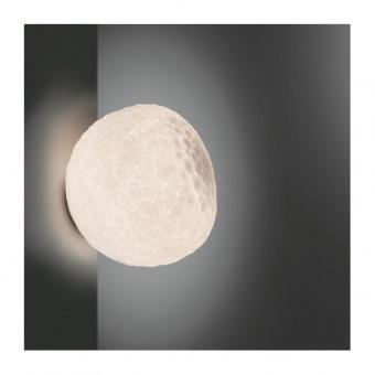 градинско тяло, white, artemide, meteorite 15 wall, 1x48w, 1704010a