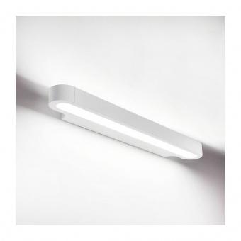 метален аплик, white, artemide, talo wall, led 1x5.78, 3000k, 851lm, 1913040a
