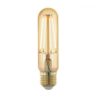 led лампа 4w, е27, топла светлина, eglo, golden age, 1700k, 320lm, 11697