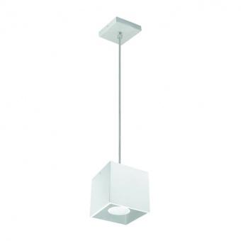 метален пендел, white, kanlux, algo, 1x40w, 27038