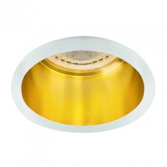 метална луна, white+gold, kanlux, spag d w/g, 1x35w, 27327