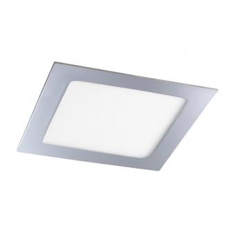 led панел за вграждане, chrome, rabalux, lois, led 1x12w, 4000k, 800lm, 5587