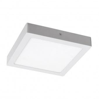 led панел за външен монтаж, matt white, rabalux, lois, led 1x18w, 4000k, 1400lm, 2664