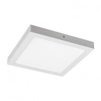 led панел за външен монтаж, matt white, rabalux, lois, led 1x24w, 4000k, 1700lm, 2665