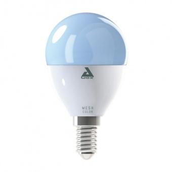 led лампа 5w, e14, eglo, eglo connect,  2700-6500k rgb, 400lm, 11672