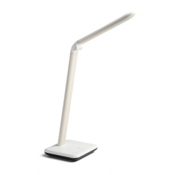 pvc работна лампа, white, philips, jabiru, led 1x4.5w, 4000k, 390lm, 66016/31/p3