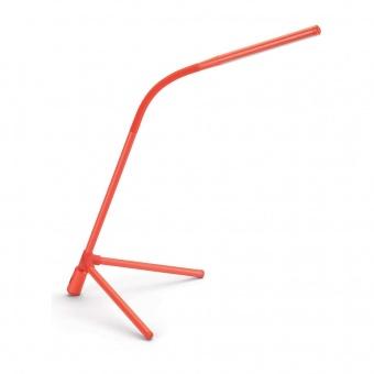 метална работна лампа, red, philips, geometry, led 1x1.5w, 4000k, 180lm, 66046/32/16