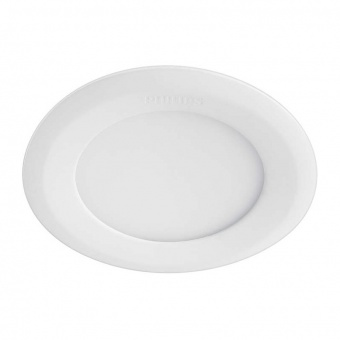 led панел за вграждане, white, philips, marcasite, led 1x9w, 4000k, 860lm, 59521/31/p3