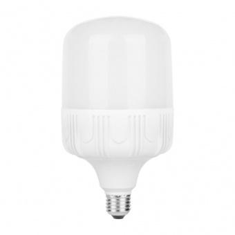 led лампа 40w, e27, бяла светлина, turbo led, 4000k, 3600lm, 3698