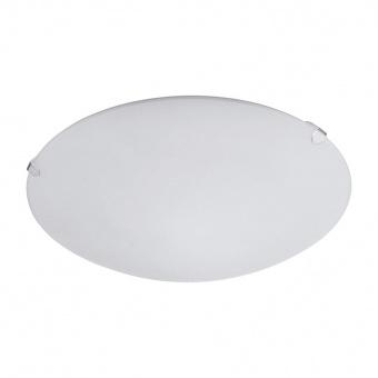 стъклен плафон, white, eglo, mars, 1x60w, 80265