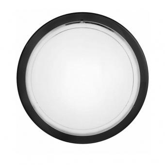стъклен плафон, black, eglo, planet 1, 1x60w, 83159