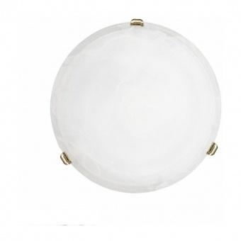 стъклен плафон, brass, eglo, salome, 1x60w, 7185