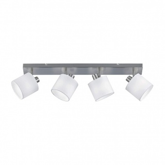 метален спот, white, rl, tommy, 4x28w, r80334001