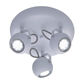 метален спот, white mat, rl, bastia, 3x25w, r80053931