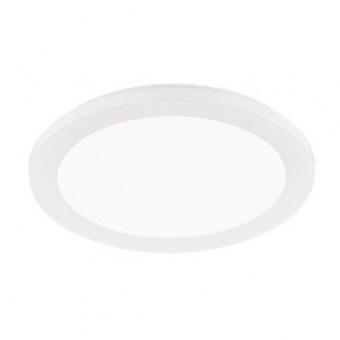 pvc плафон, white, rl, camillus, led 15w, 3000k, 1350lm, r62921501
