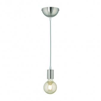 метален пендел, nickel matt, trio, cord, 1x60w, 310100107