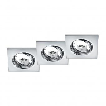 метална луна, chrome, trio, jura, 3x15w, 650000306