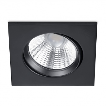 метална луна, black matt, trio, pamir, led 1x5.5w, 3000k, 1x345lm, 650410132