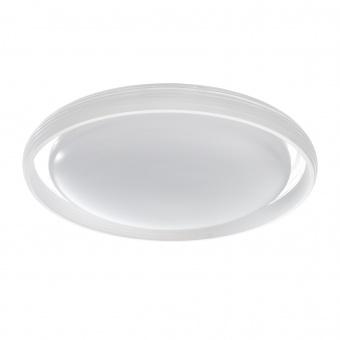 pvc плафон, бял, elbulgaria, led 36w, 3000-4000k-6500k, 1716/36w