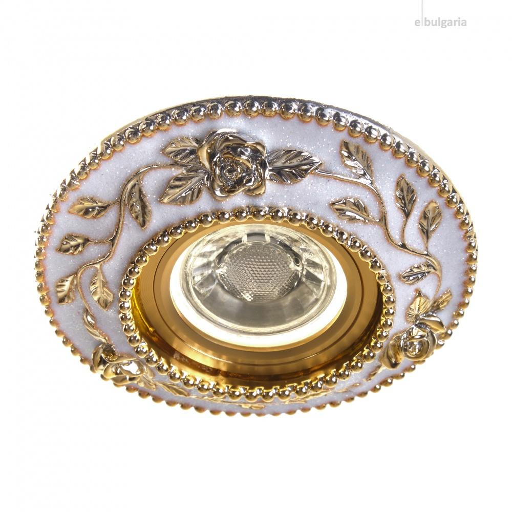 метална луна, злато, elbulgaria, 1x35w, 1791 gd