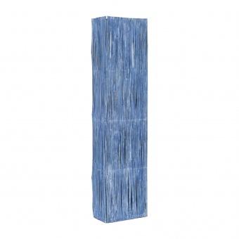 лампион от дърво, бял и син, elbulgaria, 2x40w, eli 41f wh/br