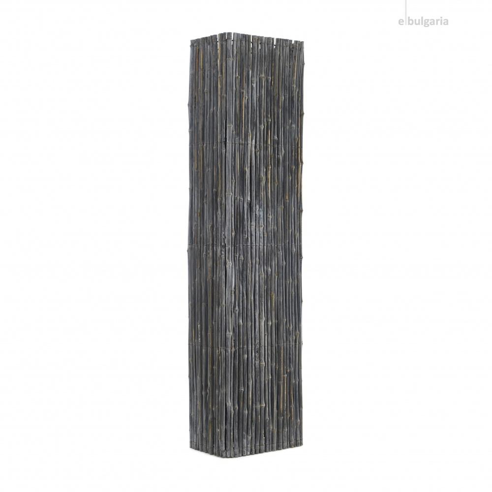 лампион от дърво, бял и сив, elbulgaria, 2x40w, eli 41f wh/gr