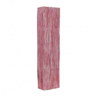 лампион от дърво, бял и розов, elbulgaria, 2x40w, eli 41f wh/pk