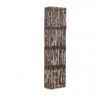 лампион от дърво, кафяв, elbulgaria, 2x40w, eli 43f br