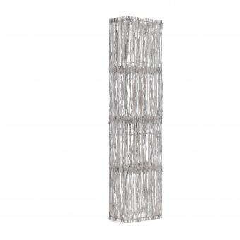 лампион от дърво, крем, elbulgaria, 2x40w, eli 43f nt