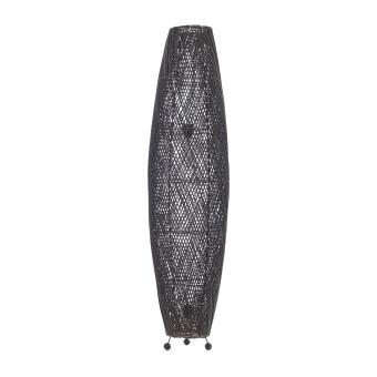 лампион от ратан, кафяв, elbulgaria, 1x40w, eli 55f br