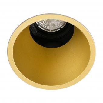 метална луна, gold, faro, synch, led 13-19w, 3000k, 1400/1950lm, 25°, 038000404