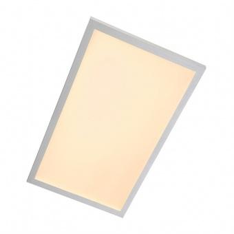 led плафон, titan/white, nino, panel, led 36w, 2700k-6500k, 3200lm, 63199602