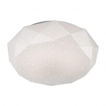 led плафон, white, nino, diamond, led 12w, 3000k, 960lm, 63252207