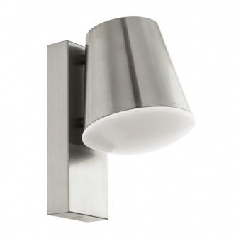 метално градинско тяло, stainless steel, eglo, caldiero-c, 1x9w, 3000k, 1x806lm, 97484