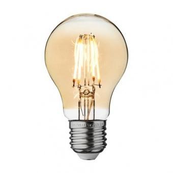 led лампа 4w, е27, топла светлина, 2700k, 400lm, 4086 - wl