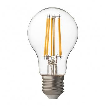 димируема led лампа 7.5w, e27, бяла светлина, ultralux, 4200k, 1000lm,  lfb752742d