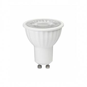led лампа 7w, gu10, топла светлина, ultralux, 2700k, 620lm, lgn10727