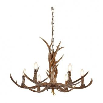 метален полилей, resin, searchlight, stag, 6x40w, 6416-6br