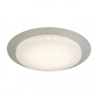 стъклен плафон, white, searchlight, flush, led 14w, 3000k, 870lm, 1071-28