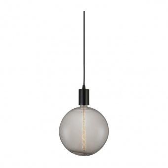 led лампа 8w, е27, топла светлина, clear, searchlight, giant led spiral filament globe, 2200k, 800lm, 1118cl