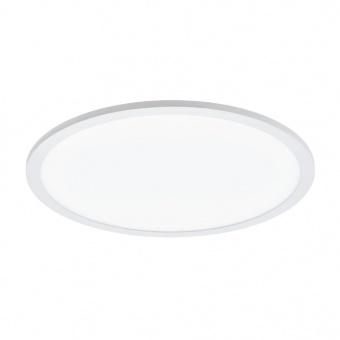led панел за вграждане, white, eglo, sarsina, led 36w, 4000k, 3600lm, 97502