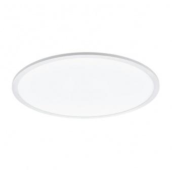 led панел за вграждане, white, eglo, sarsina, led 48w, 4000k, 4800lm, 97503