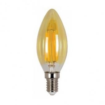 led лампа 4w, е14, топла светлина, 2700k, 38lm, 4088
