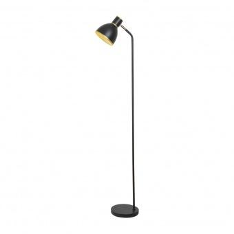 метален лампион, black, rabalux, mackenzie, 1x15w, 5602