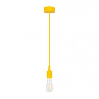 силиконов пендел, yellow, rabalux, roxy, 1x60w, 1413