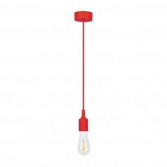 силиконов пендел, red, rabalux, roxy, 1x60w, 1414